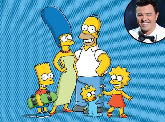 The Simpsons, Seth MacFarlane