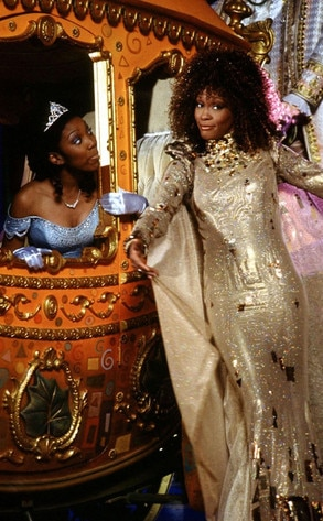 Whitney Houston, Brandy, Cinderella TV
