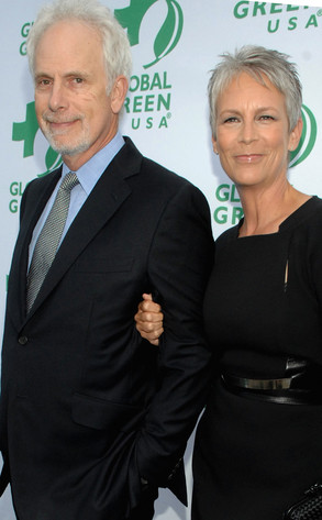 Christopher guest jamie lee curtis married 28 years for Is jamie lee curtis married to christopher guest