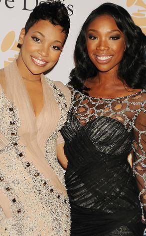 Monica, Brandy