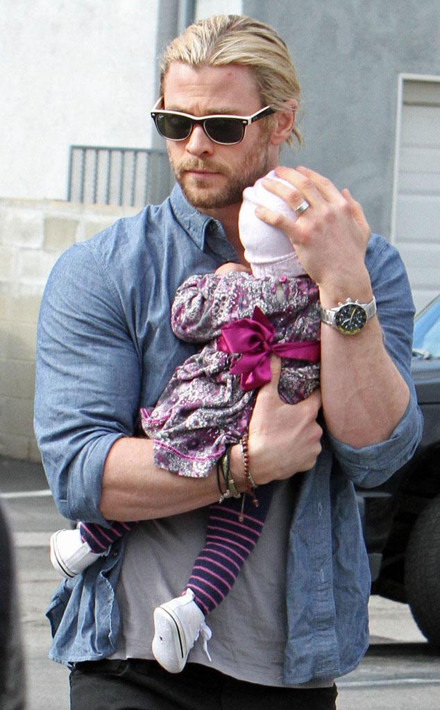 Chris Hemsworth, India