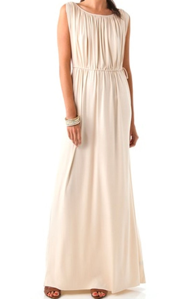 Kim Kardashian Maternity Must Haves, Grecian Dress