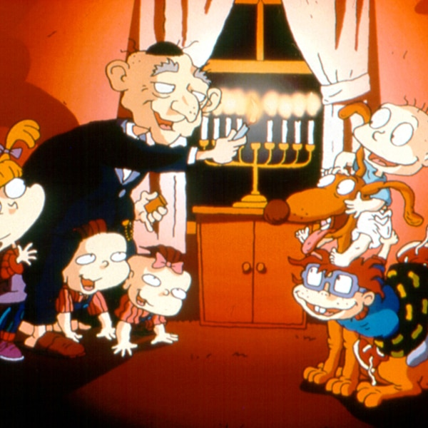 4. A Rugrats Chanukah From 8 Best (and Only) Hanukkah