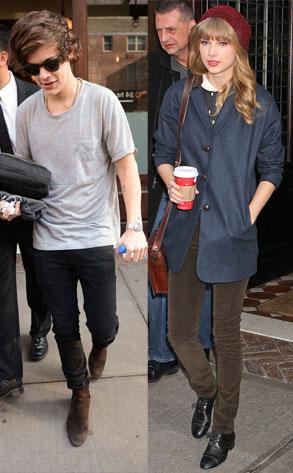 Harry Styles, Taylor Swift