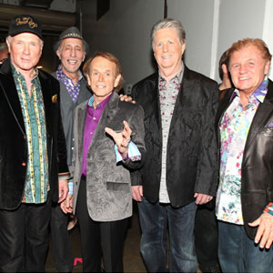 Beach Boys, Mike Love, David Marks, Al Jardine, Brian Wilson, Bruce Johnston