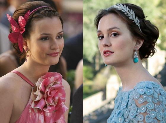 Leighton Meester; Gossip Girl, Headbands