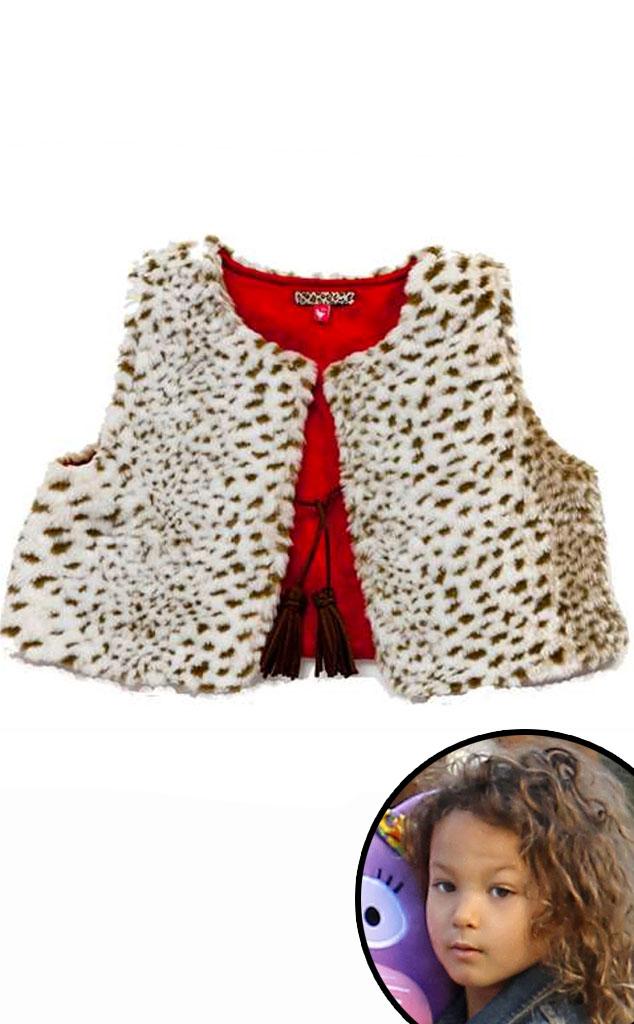 Pink Chicken Vest, Nahla Aubry