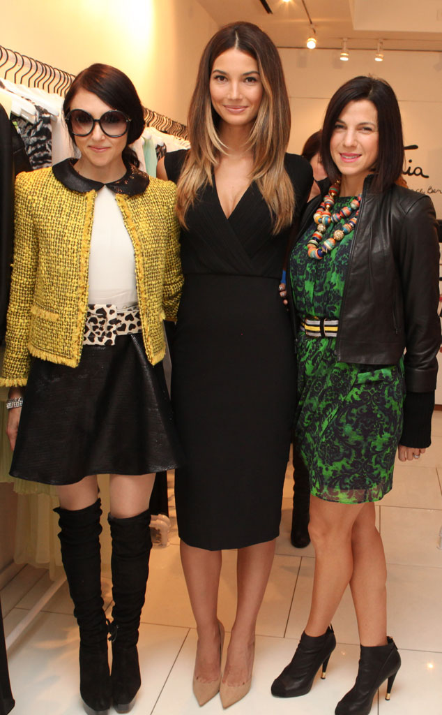 Jessica Seinfeld, Lily Aldridge, Stacey Bendet