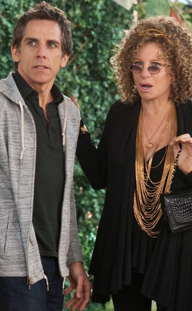 Ben Stiller, Barbra Streisand, Little Fockers