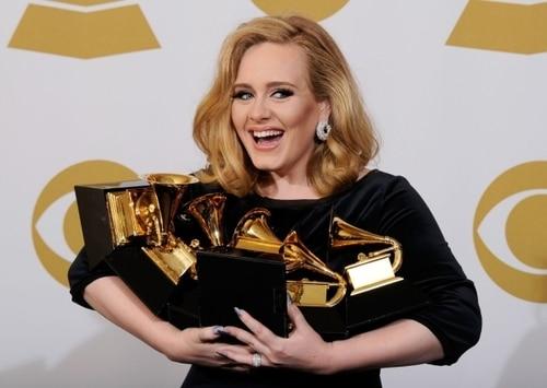 Soup Adele X2 Grammys
