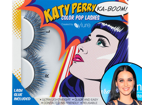 Katy Perry, Kaboom Eylure Lashes