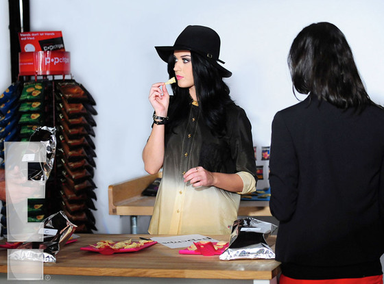 Katy Perry, Pop Chips