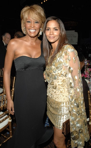 Whitney Houston, Halle Berry