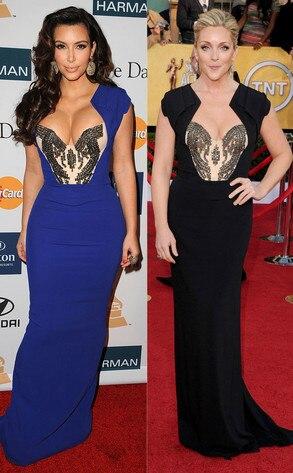 Jane Krakowski, Kim Kardashian