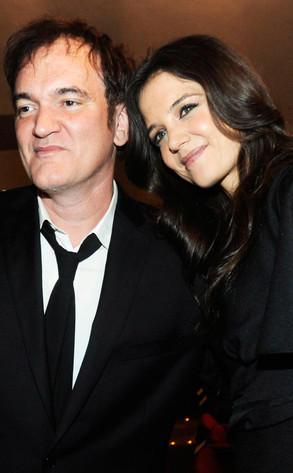 Quentin Tarantino, Katie Holmes
