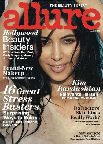 Allure, Kim Kardashian