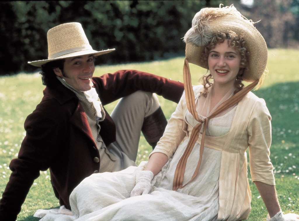 Kate Winslet, Greg Wise, Sense and Sensibility