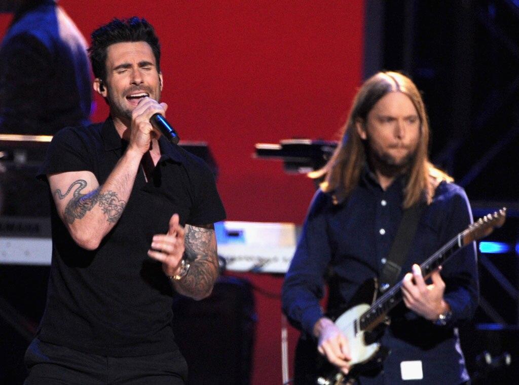 Maroon 5, Adam Levine