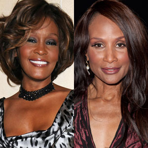 Whitney Houston, Beverly Johnson