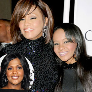 Whitney Houston, Bobbi Kristina Brown, CeCe Winans