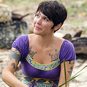 Kourtney Moon, Survivor One World