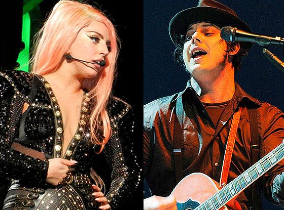 Lady Gaga, Jack White