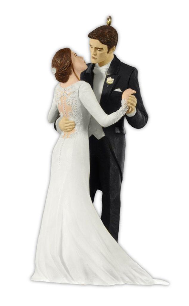 Twilight Wedding Ornament