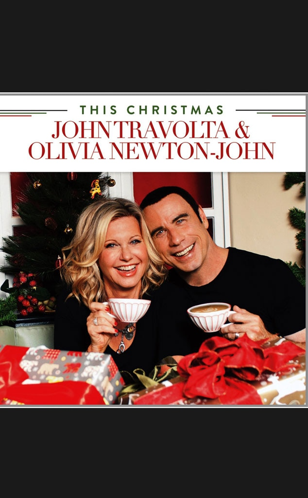 Olivia Newton-John, John Travolta, This Christmas