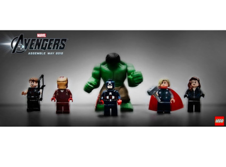 Avengers Toy