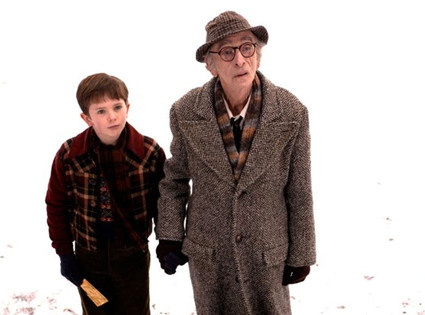 Charlie and the Chocolate Factory, Freddie Highmore, David Kelly