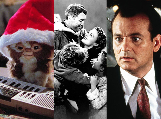 Christmas Movies: Gremlins, It's a Wonderful Life, Scrooged