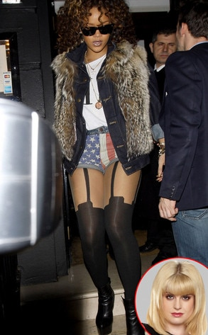 Rihanna, Kelly Osbourne