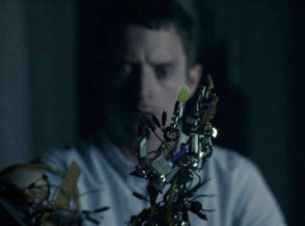 Elijah Wood, Flying Lotus video, Tiny Tortures