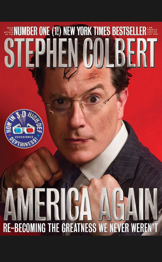 colbert report books 2012 Colbert report books and news friday, june 8, 2012 2012 - all the interpretations you ever wanted to hear about the wisc http://owly/1kok6m posted by.