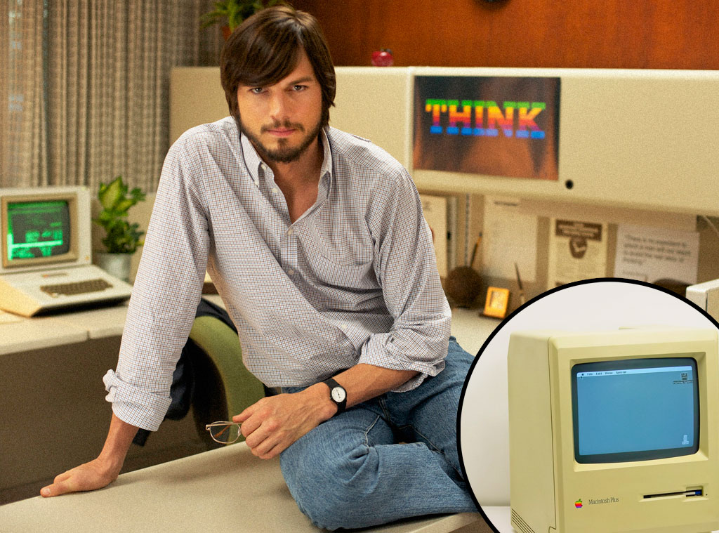 Ashton Kutcher, Jobs, Apple computer