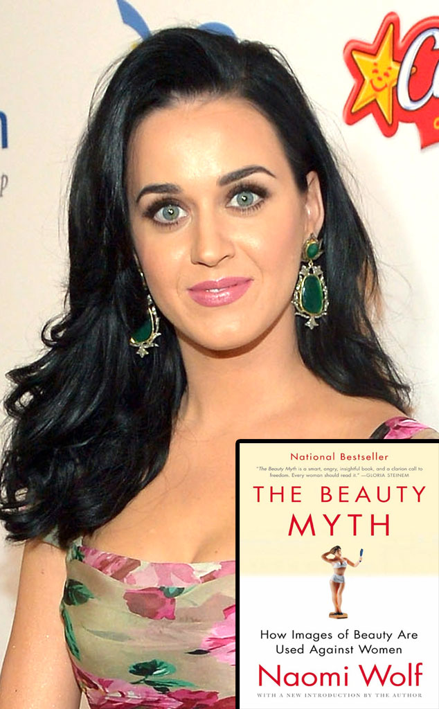Katy Perry, The Beauty Myth