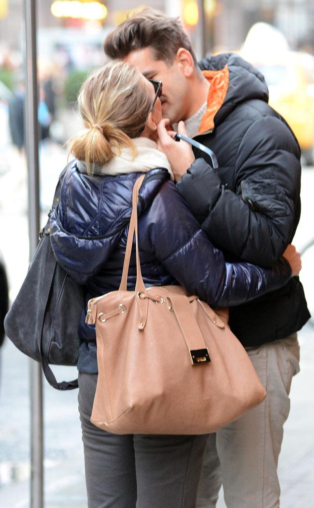 Scarlett Johansson, Romain Dauriac