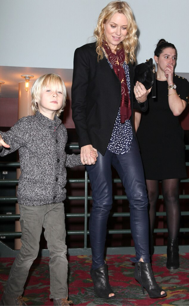 Naomi Watts, Alexandre Schreiber