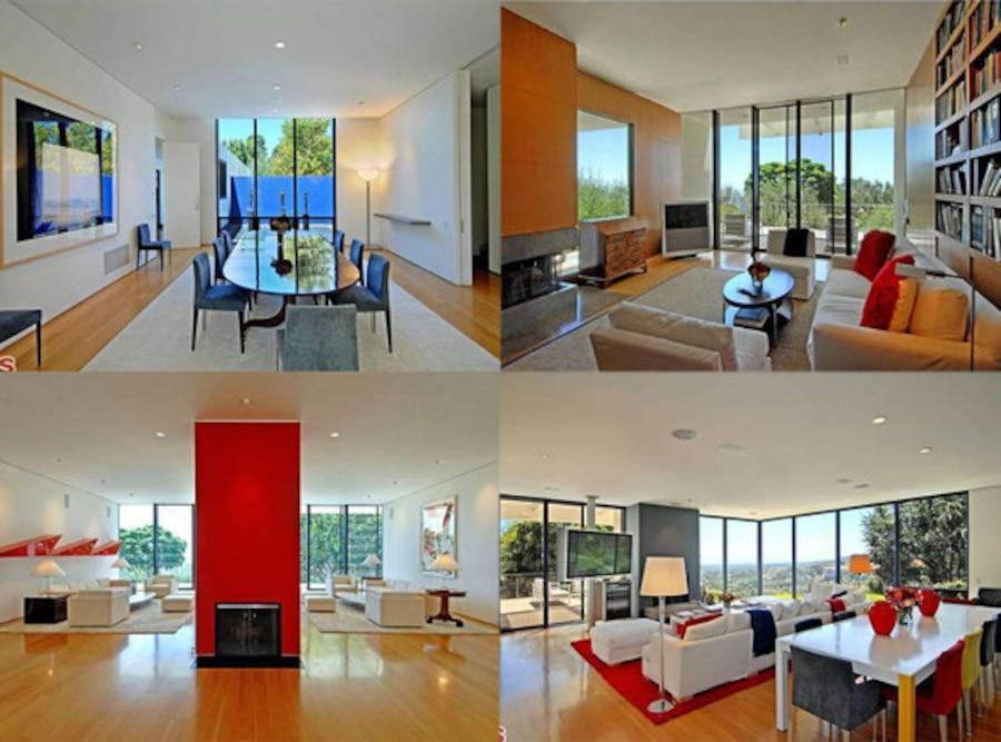 Jennifer Aniston, Justin Theroux Beverly Hills Home, Interior