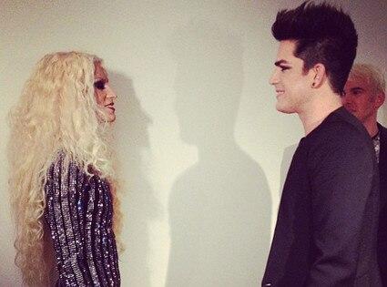 Adam Lambert, Twitter