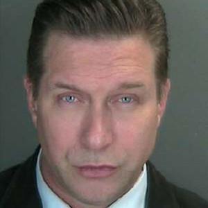 Stephen Baldwin, mugshot