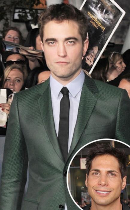 Robert Pattinson, Joe Francis