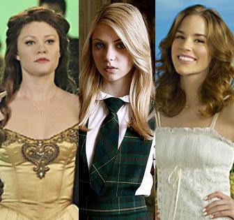 Christa B Allen, Revenge, Emilie de Ravin, Once Upon a Time, Taylor Momsen, Gossip Girl.