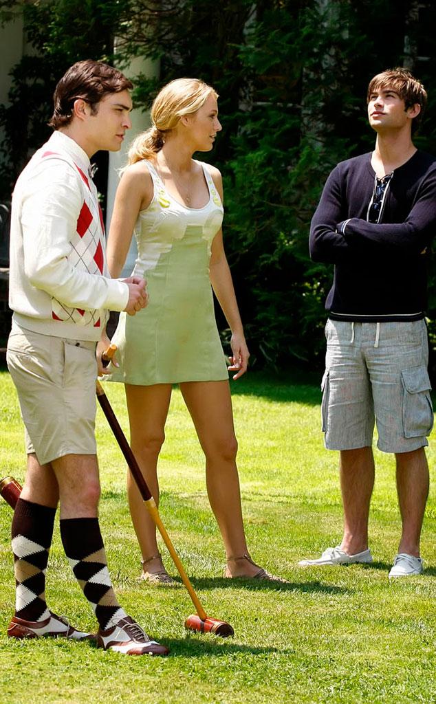 Gossip Girl, Chuck Bass, Ed Westwick