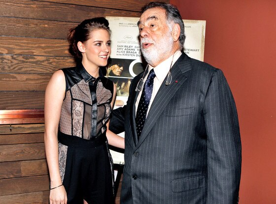Kristen Stewart, Director Francis Ford Coppola