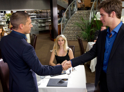 This Means War, Reese Witherspoon. Tom Hardy, Chris Pine