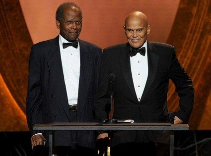 Sidney Poitier, Harry Belafonte