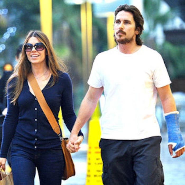 Christian Bale, Sandra
