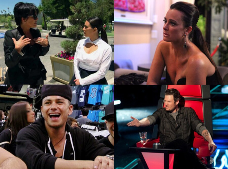Reality TV Split