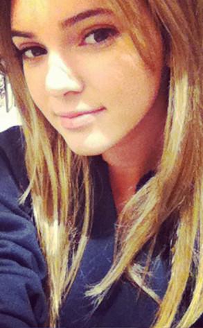 Kendall Jenner, Twitter